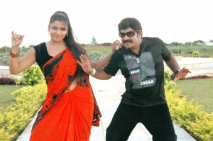 Jyothi, Yati Raja in Pandavulu Movie Photos