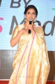 Actress Keerthy Suresh @ Pandem Kodi 2 Movie Trailer Launch Stills