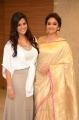Varalaxmi, Keerthy Suresh @ Pandem Kodi 2 Movie Trailer Launch Stills