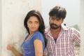 Sabarish, Sunaina in Pandi Oli Perukki Nilayam Stills
