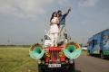 Sabarish, Sunaina in Pandi Oliperukki Nilayam Movie Photos