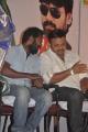 Vetrimaran, Prabhu Solomon at Pandi Oliperukki Nilayam Movie Audio Launch Stills