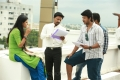 Anandhi, Feroz, Kreshna @ Pandigai Movie Shooting Spot Images