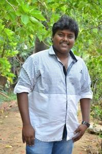Actor Pandi @ Pandigai Movie Press Meet Stills