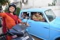 Anandhi, Kreshna, Karunas in Pandigai Movie Stills
