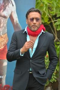 Actor Jackie Shroff @ Pandimuni Movie Press Meet Stills