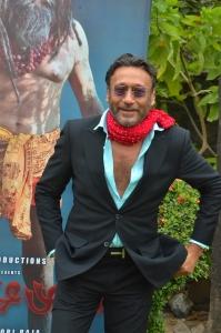 Actor Jackie Sherof @ Pandimuni Movie Press Meet Stills