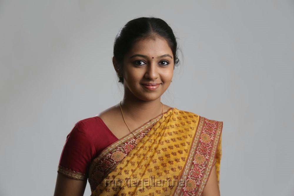 Actress Lakshmi Menon in Pandiya Nadu Movie Photos