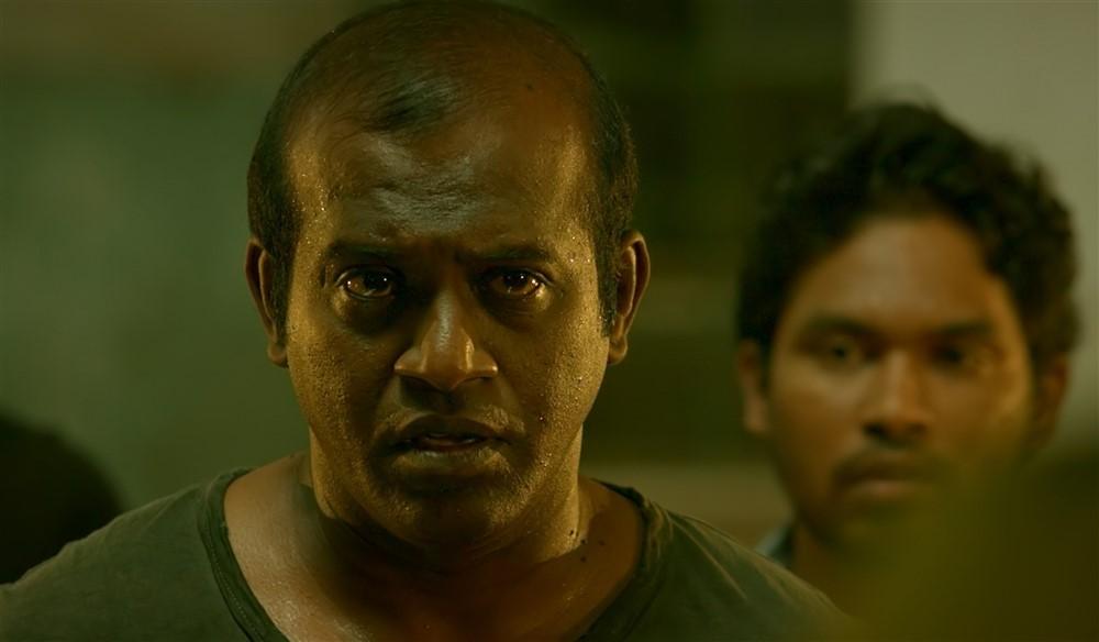 Actor Balaji in Pandrikku Nandri Solli Movie Stills