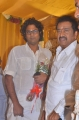 Jeevan @ Actor Pandu Son Pintu Wedding Reception Stills