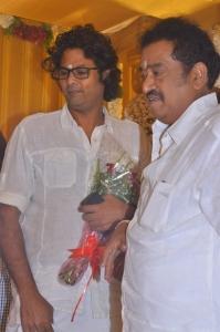 Jeevan @ Actor Pandu Son Pintu Wedding Reception Stills