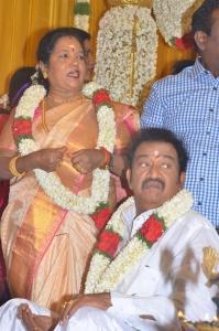 Actor Pandu Son Pintu Wedding Stills