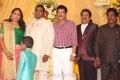 Nizhalgal Ravi, Rajesh at Pandu Son Wedding Reception Photos