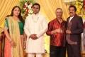 Manicka Vinayagam at Actor Pandu Son Wedding Reception Photos