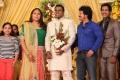 Actor Pandu Son Wedding Reception Photos