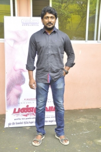 Director S Siva Kumar @ Panduvam Movie Team Interview Stills