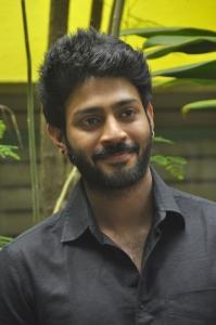 Actor Melvin Siddhesh @ Panduvam Movie Team Interview Stills
