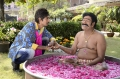 Dhanraj, Raghu Babu in Panileni Puliraju Movie Stills