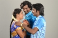 Nikhila Vimal, Sendrayan, Ma Ka Pa Anand in Panjumittai Movie New Photos