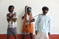 Sendrayan, Ma Ka Pa Anand in Panju Mittai Movie Stills