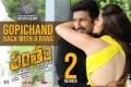 Gopichand, Mehreen in Pantham Movie 2nd Week Posters