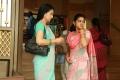 Gautami, Niveda Thomas @ Papanasam Movie Shooting Spot Stills