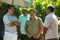 Kamal Hassan, Rajkumar Sethupathy @ Papanasam Movie Shooting Spot Stills