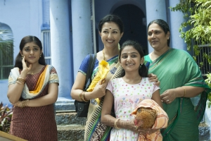 Gautami, Niveda Thomas, Esther Anil in Papanasam Movie Stills