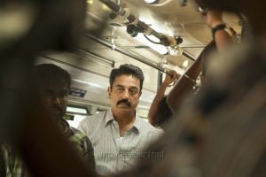 Actor Kamal Hassan in Papanasam Movie Stills