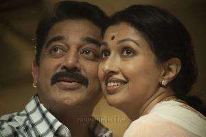 Kamal & Gautami in Papanasam Movie Stills