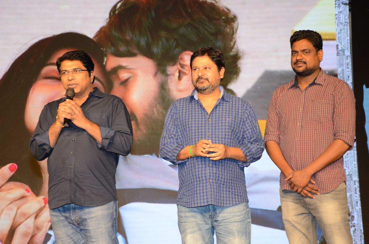 Dasarath, Shankar @ Paperboy Pre Release Event Stills