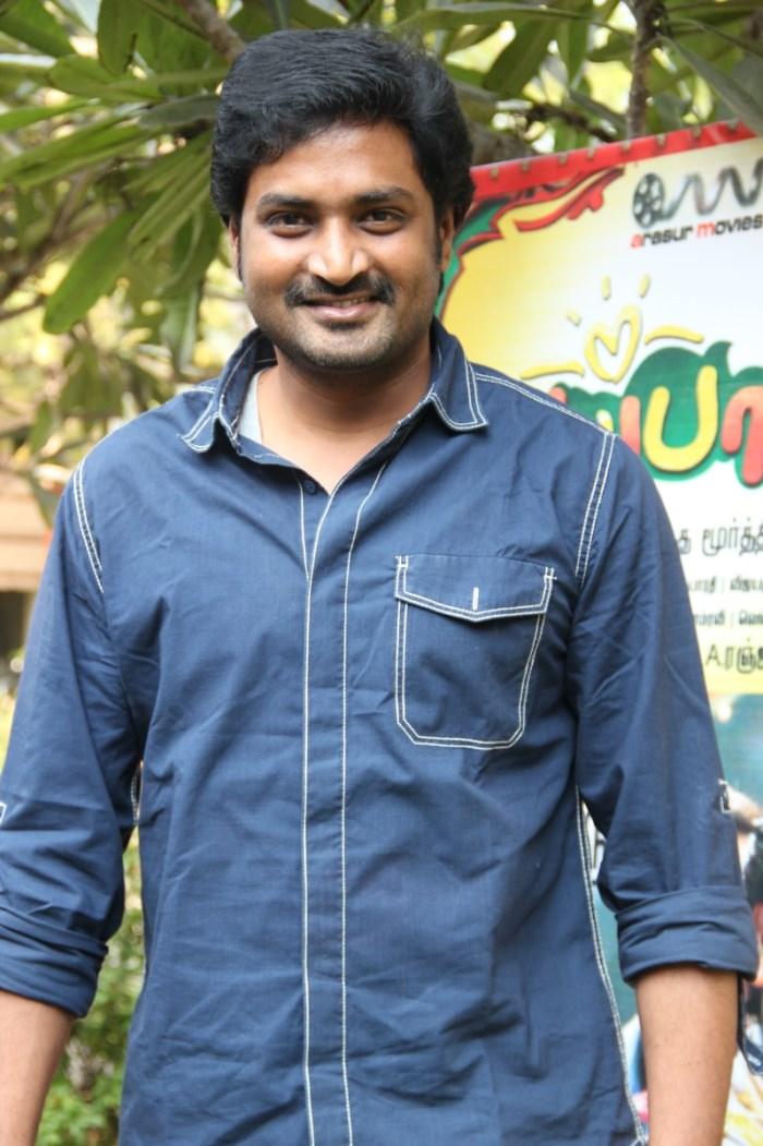 Actor Mirchi Senthil @ Pappali Movie Audio Launch Stills