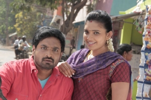 Senthil, Ishara in Pappali Movie Photos