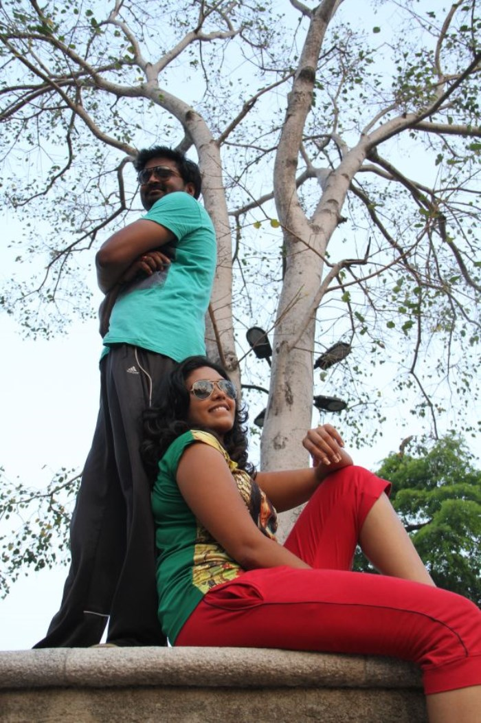 Senthil, Ishara in Pappali Movie Photos