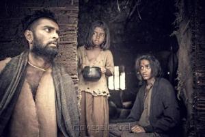 Atharva, Dhanshika in Paradesi Movie Stills