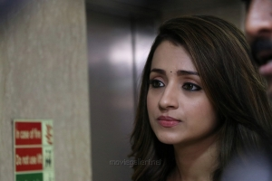 Paramapadham Vilayattu Movie Actress Trisha Stills HD