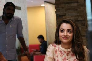 Paramapadham Vilayattu Movie Heroine Trisha Stills HD