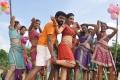 Sarathy, Tejasri in Paranjothi Movie Stills
