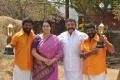 Sarathy, Geetha, Vijayakumar, Ganja Karuppu in Paranjothi Movie Stills