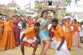 Sarathy, Tejasri, Ganja Karuppu in Paranjothi Movie Stills