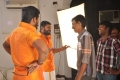 Sarathy, Gobu Balaji, Ganja Karuppu in Paranjothi Tamil Movie Stills
