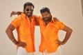 Actor Sarathy, Ganja Karuppu in Paranjothi Tamil Movie Stills