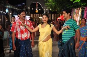 Actress Jothisha Ammu in Paravai Movie Hot Stills