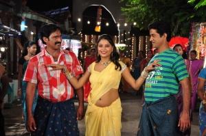 Actress Jothisha in Paravai Movie Hot Stills