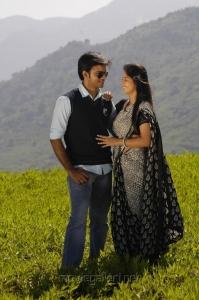 Vamsi Krishna, Roochika Babbar in Parents Movie Photos