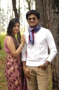 Vamsi Krishna, Ruchika Babbar in Parents Movie Photos
