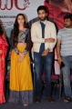 Simrat Kaur, Virat Konduru @ Parichayam Movie Audio Launch Photos