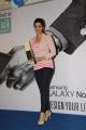 Parineeti Chopra launches SAMSUNG GALAXY NOTE 3 at Croma Store
