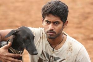Actor Kathir in Pariyerum Perumal Movie Stills HD