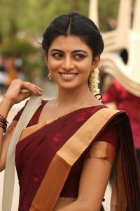 Actress Anandhi in Pariyerum Perumal Movie Stills HD